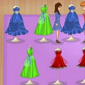 Игра Магазин вечерних платьев