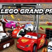 Игра лего маквин гонки