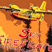 Игра Пожарный самолет 2