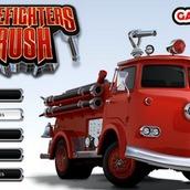 Игра Пожарные спасают город