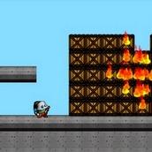 Игра Борец с огнем