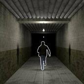 Игра Страшилка: забег по подвалу ужасов