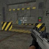 Игра Стрелялка с оружием 3Д