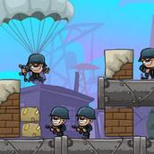 Игра Войнушка: смертоносная артиллерия