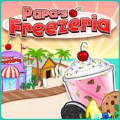Игра Бар мороженого и коктейлей