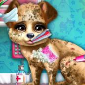 Игра Больница для собак