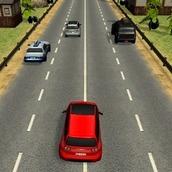Гонки по автостраде 3Д