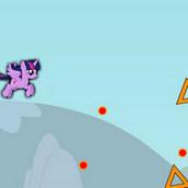Игра Небесная стрелялка пони с агрессорами