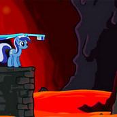 Игра Драки пони