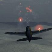 Игра 3д бои на самолете истребителе