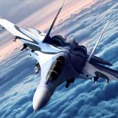 Игра Военный летчик-истребитель