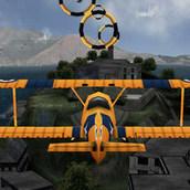 Пилот-каскадер 3д