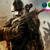 Игра Оборона базы от боевиков