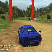 Игра Безудержные ралли на машинах