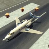 Скоростной 3д самолет
