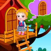 Уютный домик на дереве