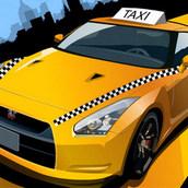 Игра Скоростное Такси