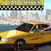Игра Таксист в Нью-Йорке