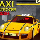 Игра Такси-разрушитель