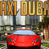 Игра Роскошное такси в Дубаи