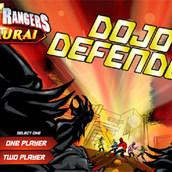 Игра Могучие Рейнджеры Самураи: Защитник