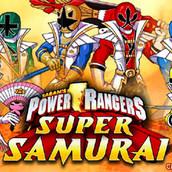 Супер Самураи сражаются со злом