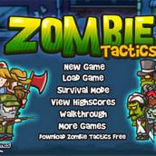 Игра Тактическое сражение с зомби