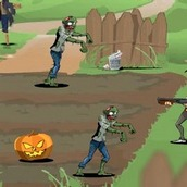 Игра Мастер уничтожения зомби
