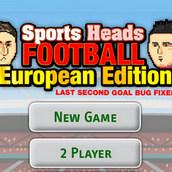 Игра Футбольные головы Лига Европы