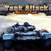 Игра Сражения на танке против танков-киборгов