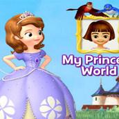 Игра Сказочный мир принцессы