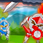 Игра Подвиги рыцарей