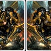 Игра Найти отличия с Трансформерами