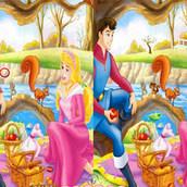 Игра В мире принцессы Авроры