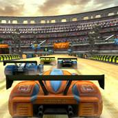 Адреналиновые гонки на суперкарах