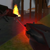 Игра Стрелялка Майнкрафт