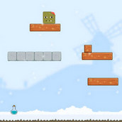 Игра Излечение зомби-кубиков 2