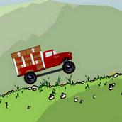 Игра Приключения на большом грузовике 2