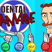 Игра Битва за здоровье зубов