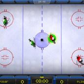 Игра Хоккей три на три