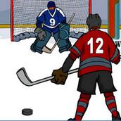 Игра Хоккейные пенальти