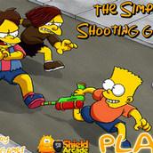 Игра Симпсоны: Стрелялка Барта
