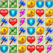 Игра Битва за кристаллы