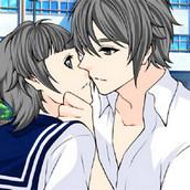 Игра Создай поцелуй