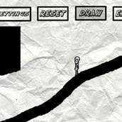 Игра Поход палочного человечка