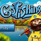 Игра Ловля речной рыбы
