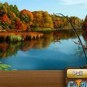 Игра Ловля на пруду