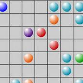 Игра Линии из шариков