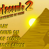 Игра Лабиринты катакомб 2