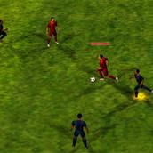 Игра Футбол 3д